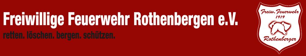 Freiwillige Feuerwehr Rothenbergen