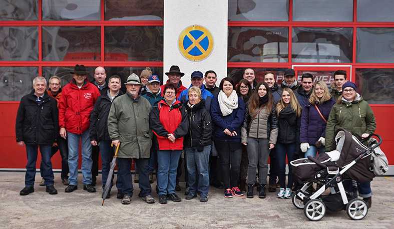 Aabschluss 2015 FW Rothenbergen