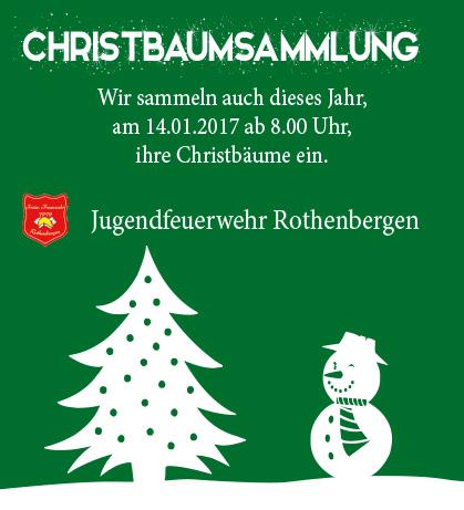 christbaumsammlung