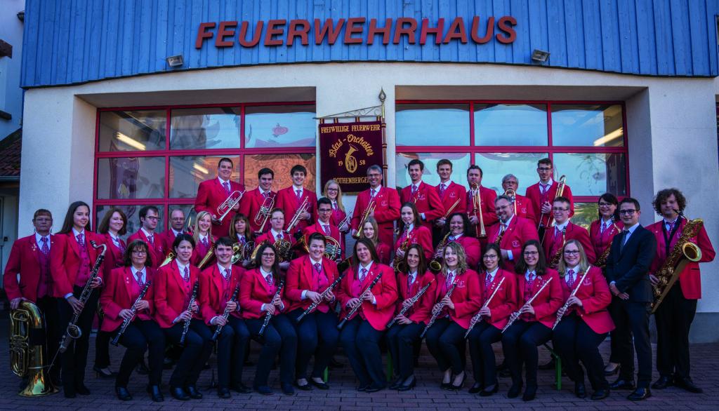 Blasorchester der Freiwilligen Feuerwehr Rothenbergen